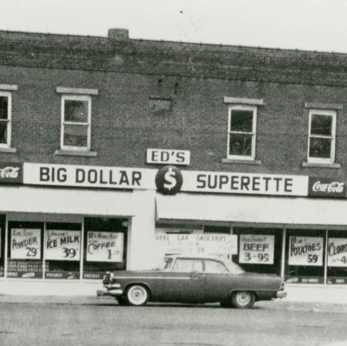 Big Dollar Superette